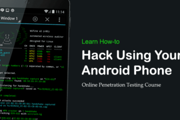 How to hack an Android with another Android